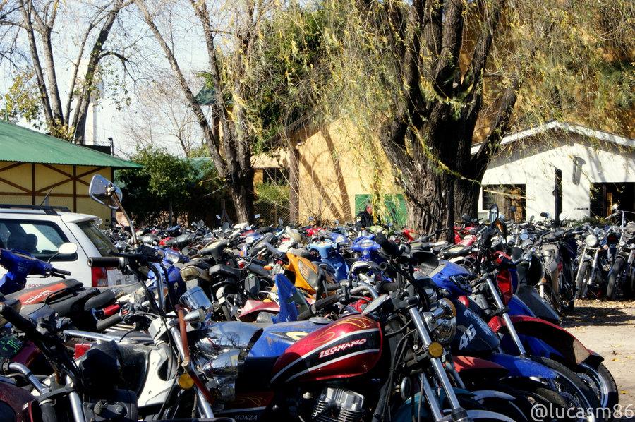 Cementerio de motos