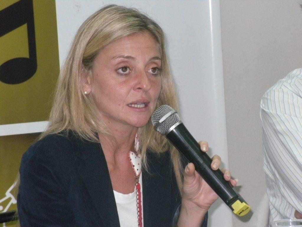 Senadora Malena Baro Viamonte