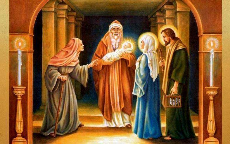 Presentación de Jesús